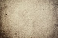 Dirty old background. Vintage concrete backdrop. Ancient wall pattern with dirt texture and retro colors. Textured Stock Image