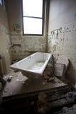 Dirty old bath Royalty Free Stock Photos