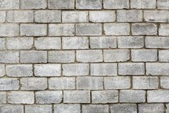 Dirty old brickwall background royalty free stock image