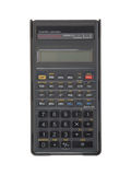 Dirty old calculator Stock Image
