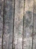 Dirty old floor boards. Rough weathered texture Royalty Free Stock Photography