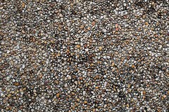 Dirty pebble stone wall 01 Royalty Free Stock Photography