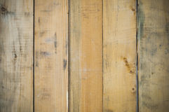 Dirty pine wood background. Stock Images
