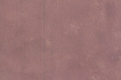 Dirty pink pastel wall Stock Images
