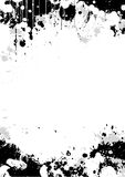 Dirty poster background. In vectors Royalty Free Stock Images