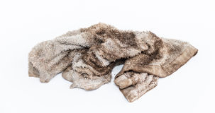 Dirty Rag Royalty Free Stock Images