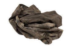 Dirty rag Royalty Free Stock Photo