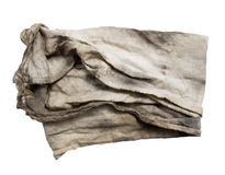 Dirty rag Stock Images