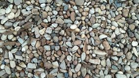 Dirty rocks and leaves background. royalty free stock photos