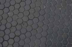 Dirty rubber flooring texture Stock Images