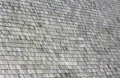 Dirty shingles Stock Photos