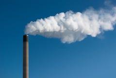 Dirty smoke Stock Images