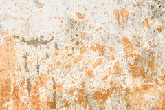 Dirty splatters on concrete wall Royalty Free Stock Photos