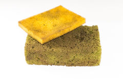 Dirty Sponge Royalty Free Stock Image