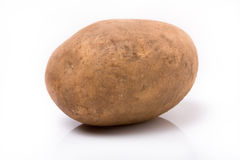 Dirty Spud Royalty Free Stock Images