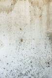 Dirty, stained and worn wall Stock Image