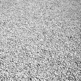 dirty  stone in italy white gray rock surface  mineral and textu Royalty Free Stock Photography