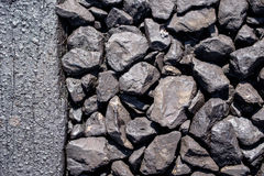 Dirty Stones Stock Photos