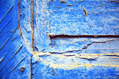 dirty stripped paint in the Royalty Free Stock Photo