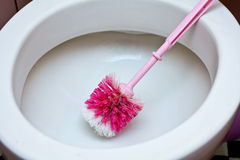 Dirty toilet Stock Photos