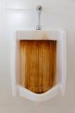 Dirty Urinal Stock Photos