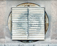 Dirty ventilaton grille Stock Images