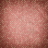 Dirty vintage background. Retro pattern with dots and textures. Textured old backdrop. Vintage pattern. In retro colors royalty free stock photos