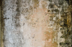 Dirty wall Royalty Free Stock Photos