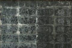 Dirty wall background. Dark bricks stock photos
