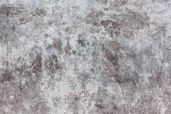 Dirty wall with cracked cement plaster. Vintage surface texture. Rought painted wall background Royalty Free Stock Photos