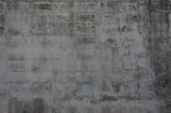 Dirty wall texture with gray brick for background Stock Photo
