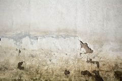 Dirty wall Stock Images