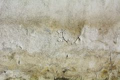 Dirty wall Royalty Free Stock Photography