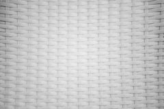 Dirty white rattan background and texture Royalty Free Stock Image