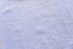 Dirty white textile texture closeup Stock Images