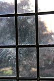 Dirty Windows Royalty Free Stock Photo