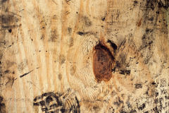 Dirty wood board, background and texture. Stock Photos