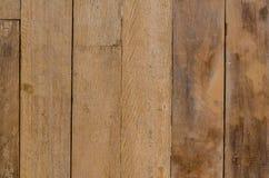 Dirty wood panel background in darken tone Stock Image
