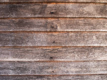 Dirty wood side wall Royalty Free Stock Images