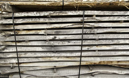 Dirty wooden boards Stock Photos