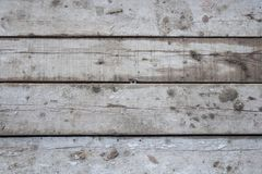 Dirty wooden boards texture stock photo