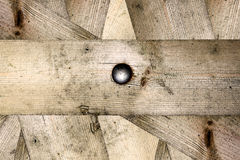 Dirty wooden planks background Royalty Free Stock Photos