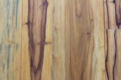 Dirty wooden tiles floor texture.  Royalty Free Stock Image