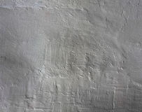 Dirty worn gray wall Stock Photography