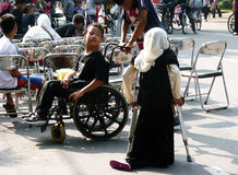 Disabilities Stock Image