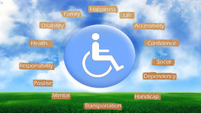 Disabilities Stock Photo