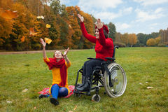 Disability Royalty Free Stock Photo
