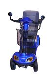 Disability Scooter. Stock Photo