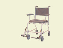 Disability Shower Chair. Royalty Free Stock Photos