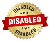disabled illustrazione vettoriale